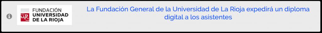 certificación universidad La Rioja