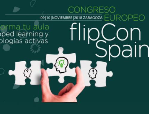 FlipConSpain18: el mayor Congreso Europeo sobre Flipped Classroom