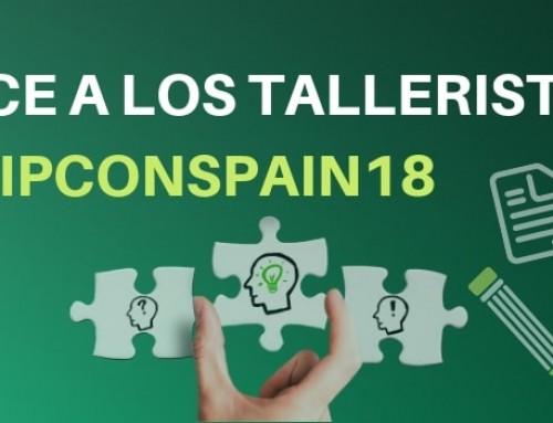 Conoce a los talleristas del FlipConSpain18: Juan Francisco Hernández