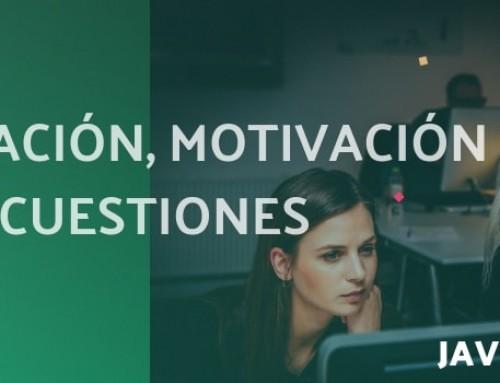 Innovación educativa: formación, motivación y otras cuestiones