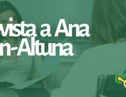 Entrevista a Ana Simón-Altuna