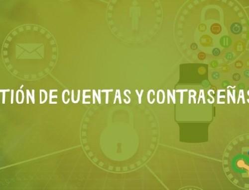 ECD | Gestión de cuentas y contraseñas en dispositivos